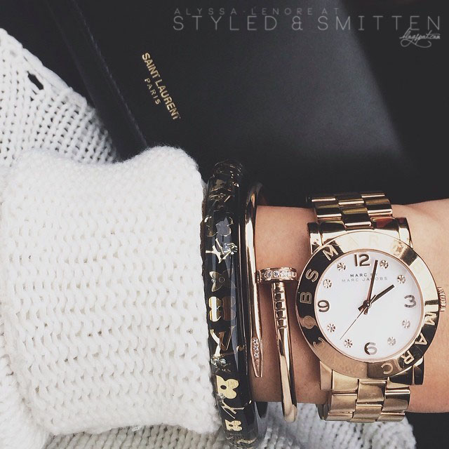 a13e47bd914b Marc By Marc Jacobs Watch Family | STYLED & SMITTEN