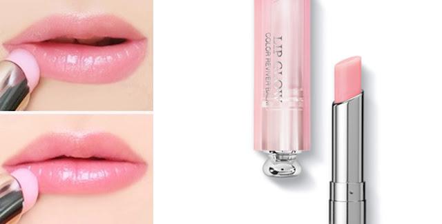 Son dưỡng Dior Addict Lip Glow - Thỏi son có khả năng gây nghiện đúng như tên gọi của nó