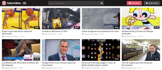TokyVideo, tu Nueva Red Social de Vídeos