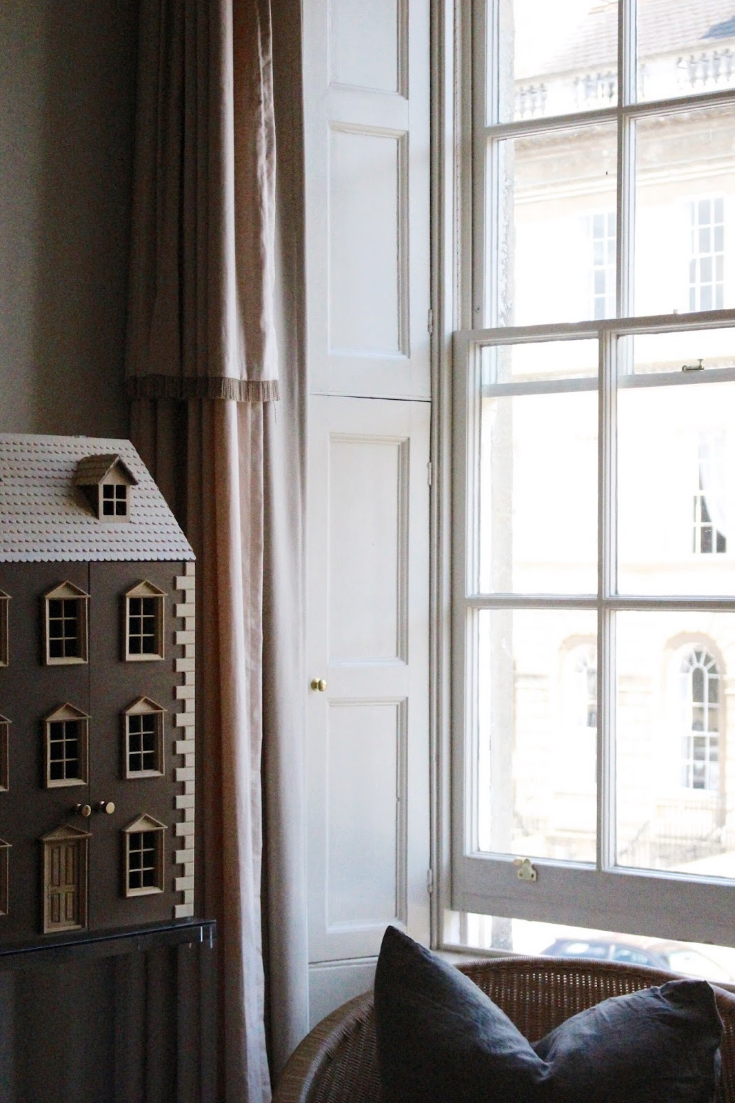 Dolls House in Luxury Boutique Hotel
