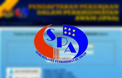 SPA8i 2020 Daftar Akaun Baru Online