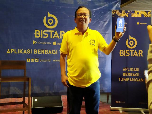 Aplikasi BISTAR, Berikan Pilihan Penumpang Tentukan Tarif Sendiri