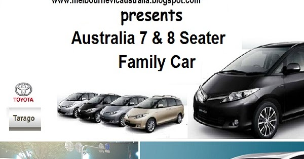 Melbourne Victoria Australia Australia 7 Amp 8 Seats Family