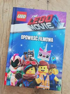 Lego movie 2 opowieść filmowa recenzja książki na blogu atrakcyjne wakacje z dzieckiem