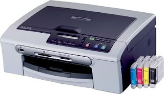 Brother DCP-330C Printer Driver Windows, Mac, Linux