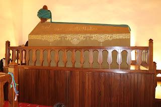 Şeyh Ali Semerkandi Mezarı