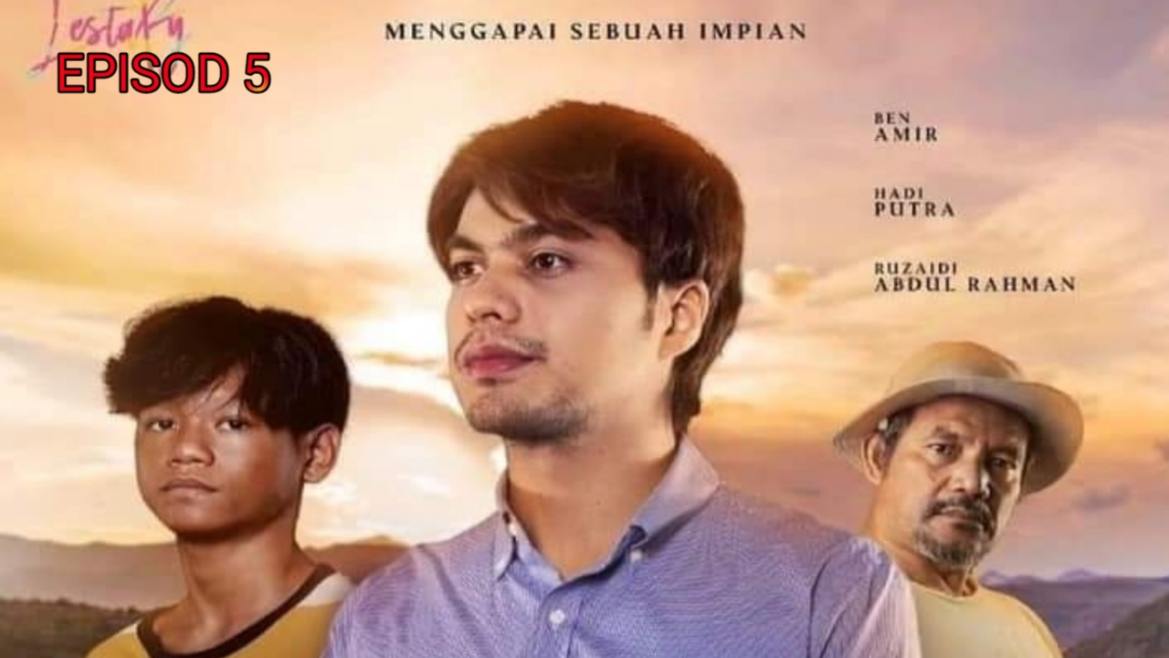 Tonton Drama Anak Sena Episod 5 (Lestary TV3)