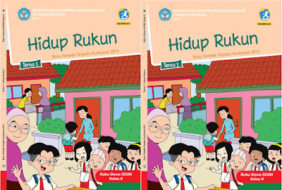 Buku Kelas 2 Guru dan Siswa Semester 1 dan 2 Kurikulum 2013 Revisi 2017