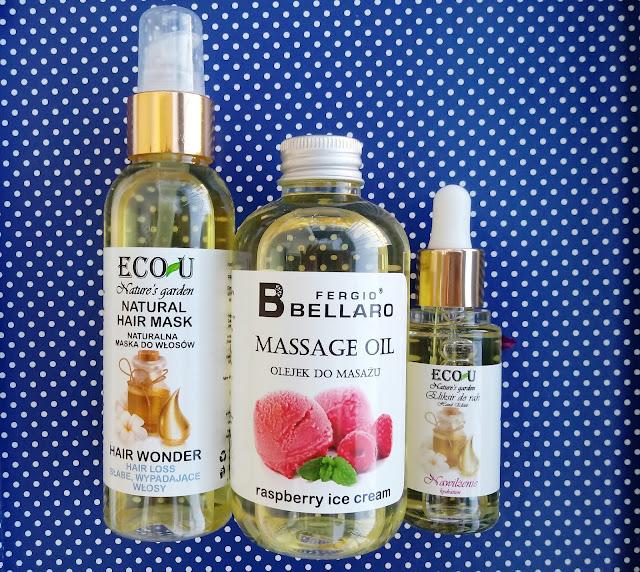 New Anna Cosmetics- siła olejków