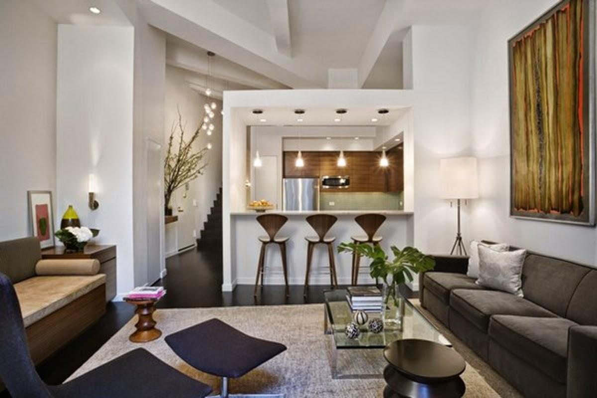 id es de d coration pour petit appartement. Black Bedroom Furniture Sets. Home Design Ideas