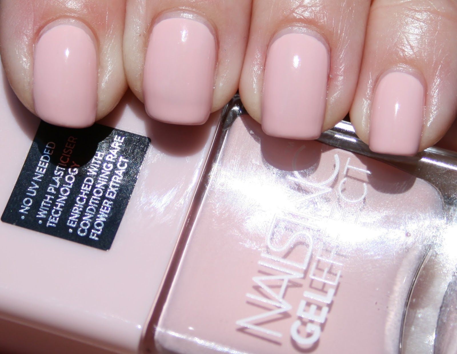 Sasha Says Nails... I\'m a Manicure Momma: Nails Inc. Gel Effect in ...