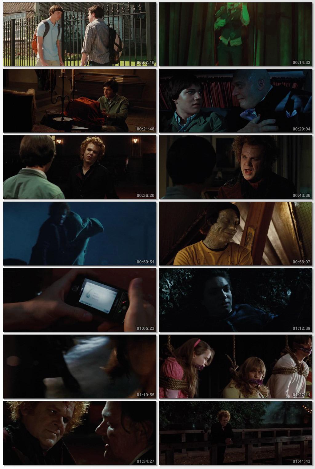 Cirque du Freak: The Vampire's Assistant 2009 Dual Audio