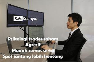 psikologi trader saham vs investor saham
