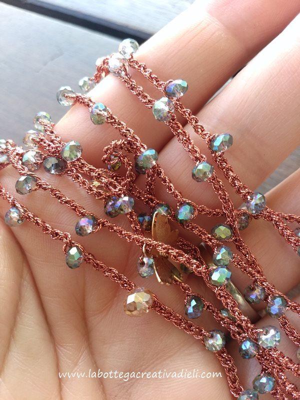 crocheting bijoux
