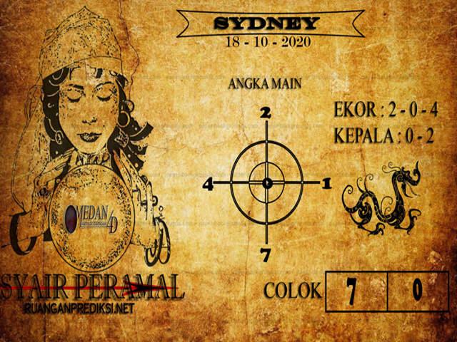Kode syair Sydney Minggu 18 Oktober 2020 175