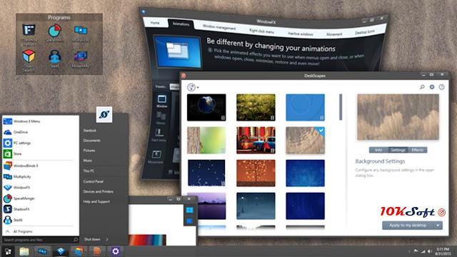Stardock WindowFX v6 Direct Download Link