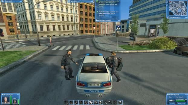 Police Force 2 Game Screenshots