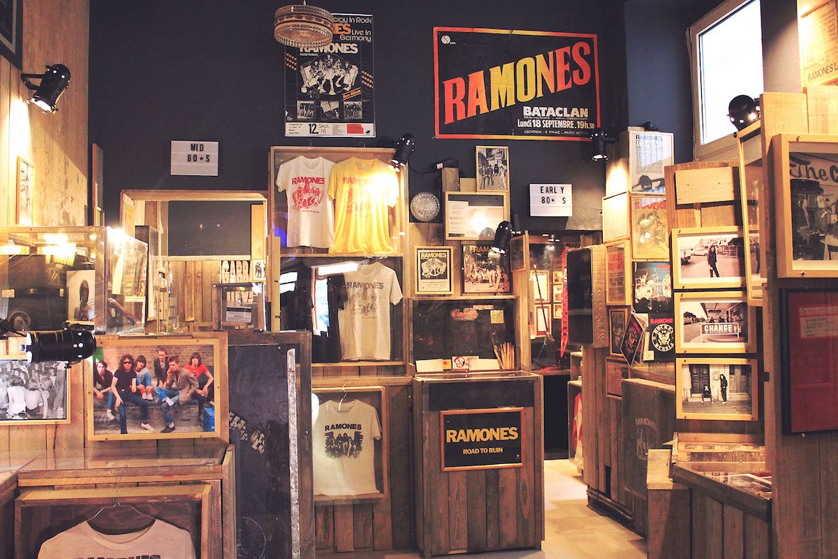 Alternative Things To Do In Berlin: The Ramones Museum