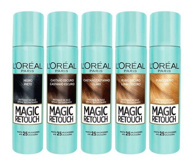 spray de cabelo da loreal