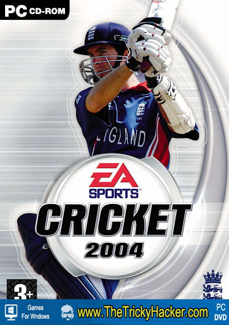 EA Sports Cricket 2004 Free Download Full Version Game PC