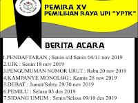 """Kecurangan Pada Pemira 2019 REMA UPI """"YPTK"""" Mulai Tercium."""