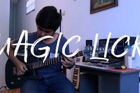 Magic Lick! | Guitar Lick | Dorian Lick Idea