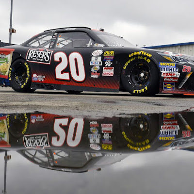 #NASCAR Erik Jones (photo by Stephanie Bigelow)
