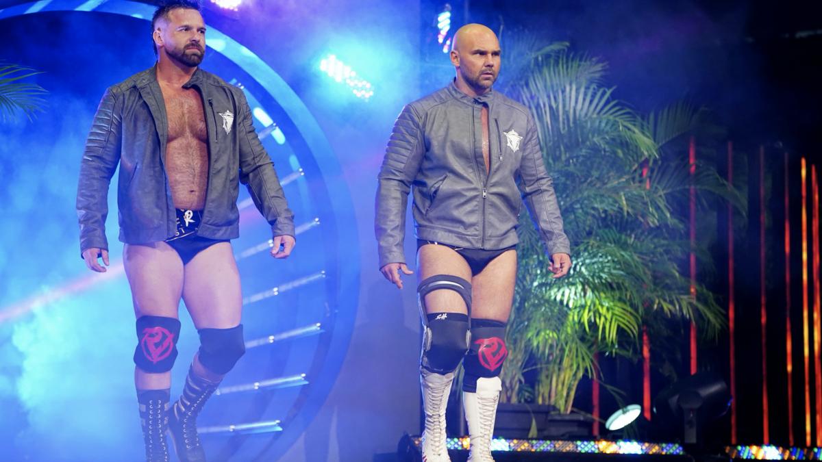 FTR vai defender o AEW World Tag Team Championship no próximo Dynamite
