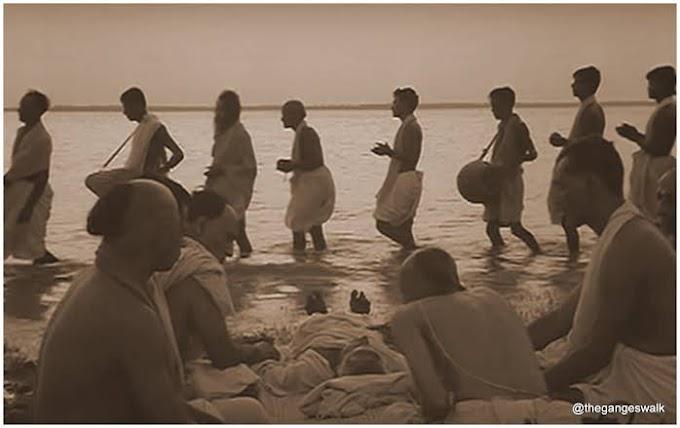 অন্তর্জলি যাত্রা - কলিকাতার মৃত্যু বিনোদন।। রাণা