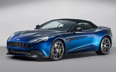 The Aston Martin Vanquish Hd Wallpaper