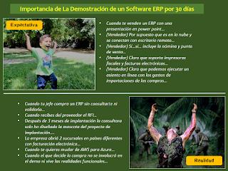 ¿Cual es el mejor Software ERP en la Nube?