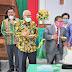 M.P.Tumanggor Hadiri Jubleum ke-50 GKPPD Padang Bulan Medan