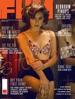 FHM Philippines August 2012