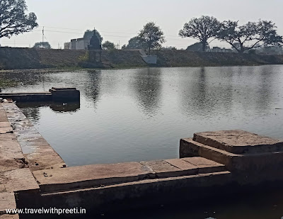 बाबा तालाब और शिव मंदिर मैहर - Baba Talab and Shiva Temple Maihar