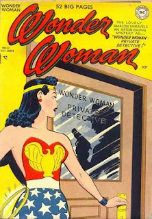 Asal-Usul Wonder Woman adalah