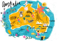 Capital of Australia