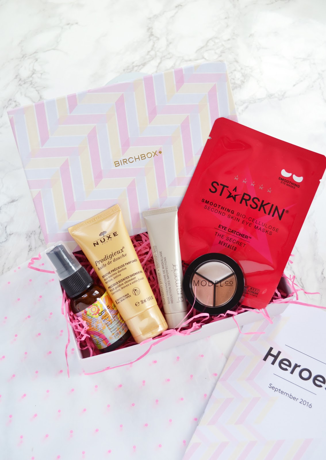 birchbox uk september 2016