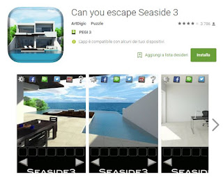 Soluzioni Can You Escape Seaside 3 livello 1 2 3 4 5 6 7 8 9 10