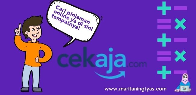 info pinjaman online aman hanya di CekAja.com