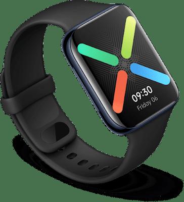 Oppo Watch com Wear OS e Snapdragon Wear 3100