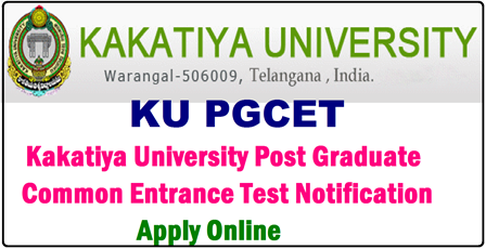 KUPGCET 2017/Kakatiya University Warangal PG Admission Notification Apply Online Exam Fee Dates Hall Tickets Download kakatiya.ac.in | Fillin and Online Submission of Application form for KU Warangal PD Admissions 2017 Notification. Admission Notification for Kakatiya University KU Warangal into M.Sc, M.Com M.A and 5 years Integrated M.Sc Courses for the Academic year 2017-18. This Admission Notification also apllied for Shatavahana University | Eligible candidates may apply Online who are seeking admission | Fee dates for KUPGCET 2017 | Shatavahana University Admission Notification Online Application Form | Download Hall Tickets for KU PGCET 2017 kupgcet-2017-kakatiya-university-warangal-pg-admission-notification-exam-fee-dates-apply-online-kakatiya.ac.in/2017/04/kupgcet-2017-kakatiya-university-warangal-pg-admission-notification-exam-fee-dates-apply-online-www.kakatiya.ac.in.html