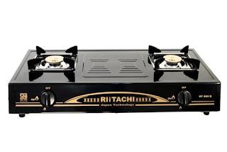 merk kompor gas terbaik Rlitachi