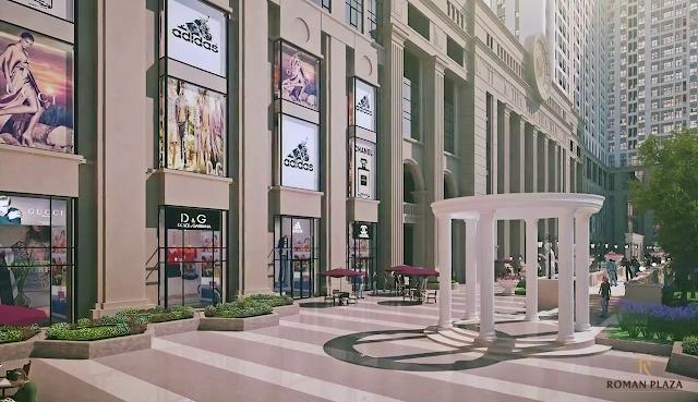Trung tâm thương mại chung cư Hải Phát Plaza