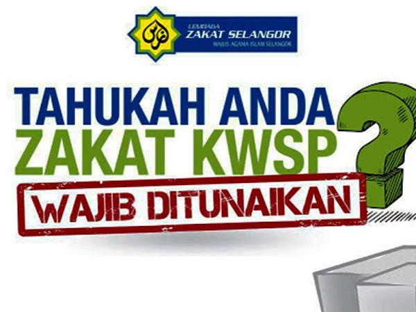 Pengeluaran Duit KWSP I-Lestari Dan  I-Sinar Perlu Bayar Zakat Ke?