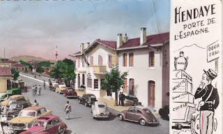 hendaye 1930