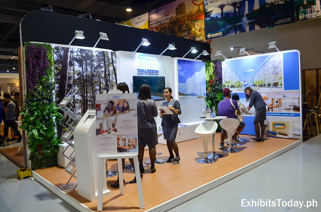 Azalea Park Hotel Exhibition Booth