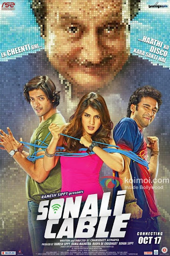 Sonali Cable (2014) Movie Poster No. 2