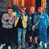 J Alvarez graba videoclip con Jowell & Randy desde Universal Studios