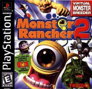 Baixar Monster Rancher 2 (1999) PS1 Torrent
