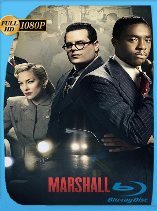 Marshall (2017) HD BRRip 1080p Latino [Google Drive] Tomyly